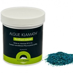 ALGUE KLAMATH PAILLETTES 60 GR