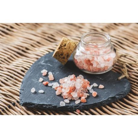 gros sel rose Himalaya 750 grammes