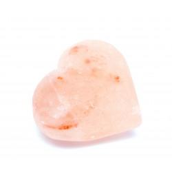déodorant / après rasage coeur  sel himalaya polie même usage qu'une pierre d'alun